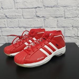 Adidas Pro Model 2G Red Tokyo Olympics Shoes